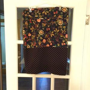 LuLaRoe skirt - worn once